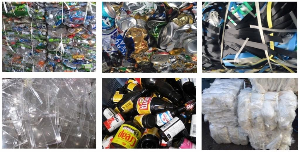 タケシタの再生資源リサイクル